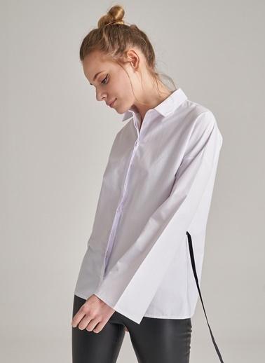 Bağlamalı Gömlek-People By Fabrika